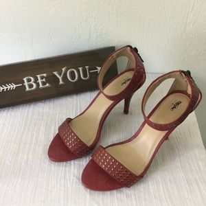 Mossimo studded heels